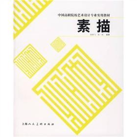 素描 张晓飞 张一斌 上海人民美术出版社 9787532251391
