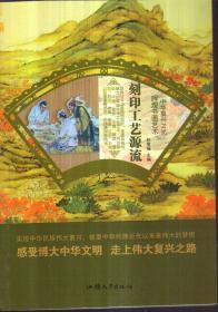中华复兴之光 辉煌书画艺术 刻印工艺源流