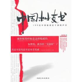 中国村支书:100位中国最基层干部的声音