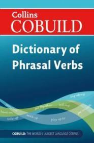 Dictionary Of Phrasal Verbs (collins Cobuild)