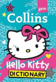 Collins Gem Hello Kitty Dictionary (collins Hello Kitty)