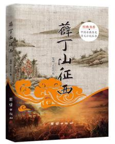 中国古典历史演义小说丛书:薛丁山征西