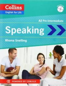 Speaking: A2 Pre-intermediate (english For Life)