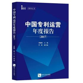 中国专利运营年度报告(2017)