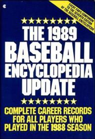 1989 Baseball Encyclopedia Update