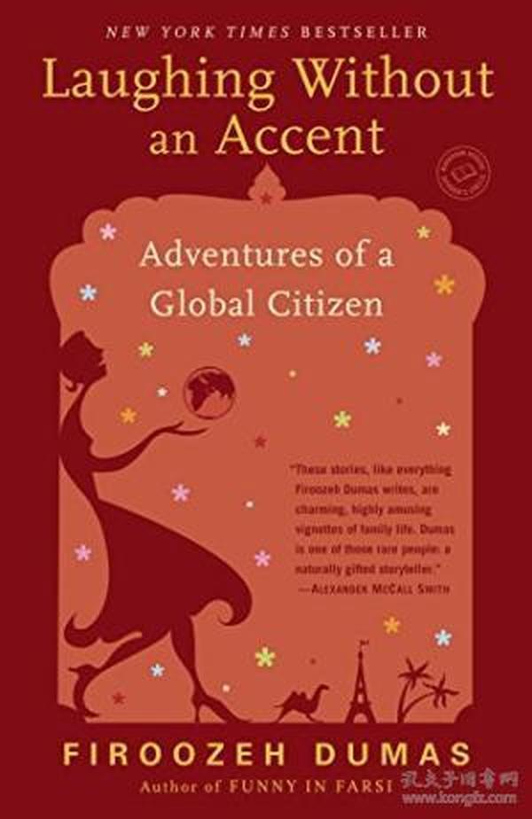 LaughingWithoutanAccent:AdventuresofaGlobalCitizen