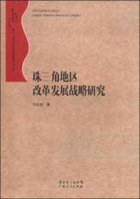 珠江三角洲地区改革发展研究丛书:珠三角地区改革发展战略研究