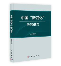 """中国""""新四化""""研究报告"""