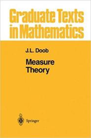 Measure Theory 测度论 9781461269311 1461269318