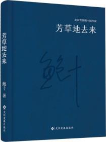 走向世界的中国作家系列丛书:芳草地去来(精装)