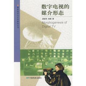媒体技术与艺术研究丛书:数字电视的媒介形态
