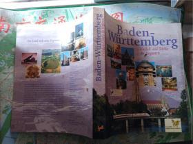 大16开外文书籍--BADEN-WURTTEMBERG