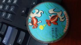 铁边金鱼小圆镜(上海县制造)(关店甩卖,变现资金)