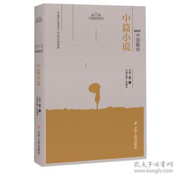 2012中国最佳中篇小说