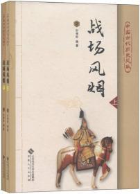 战场风烟上下册 叶秀松 安徽大学出版社 9787811108507