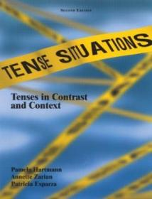 Tense Situations: Tenses In Contrast And Context  Second Edition