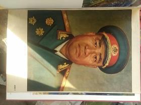 五十年代元帅像(油画版)六张