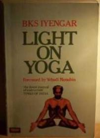 Light On Yoga (mandala Books)