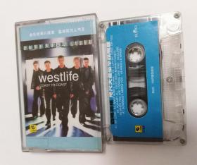 Westlife 磁带(用于收藏)