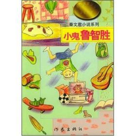 秦文君小说系列:小鬼鲁智胜 秦文君 作家出版社 97875063133