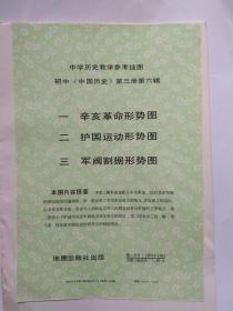 初中【中国历史第三册第六辑】教学参考挂图
