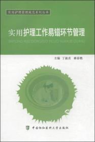 实用护理管理规范系列丛书:实用护理工作易错环节管理
