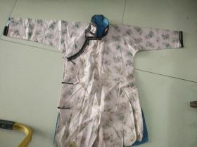 清代美女小姐镶拉衣服99/68