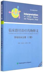临床路径治疗药物释义 肿瘤疾病分册(下册)(2015年版)