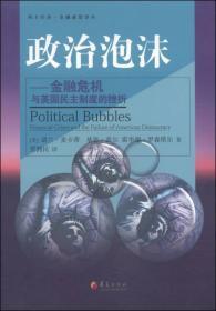 政治泡沫--金融危机与美国民主制度的挫折