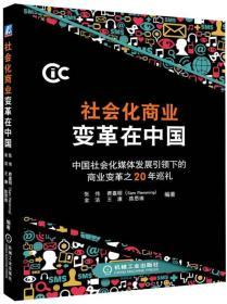社会化商业变革在中国:中国社会化媒体发展引领下的商业变革之20年巡礼