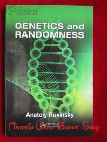 Genetics and Randomness(英语原版 平装本)遗传学和随机性