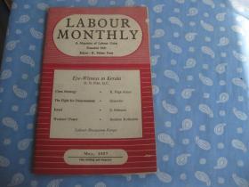 LABOUR MONTHLY  1957年第3期【月刊 】