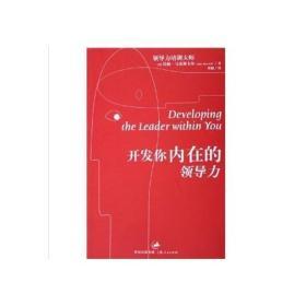 保证正版 开发你内在的领导力 约翰马克斯韦尔(John Maxwell)著 上海人民出版社