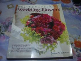 The New Book of Wedding Flowers 婚礼花艺创意