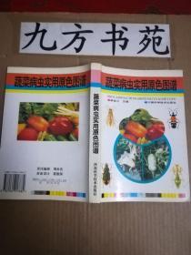 蔬菜病虫实用原色图谱