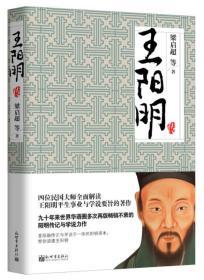 名家名传系列:王阳明传