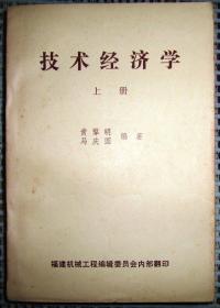 技术经济学(上下册,共2册)