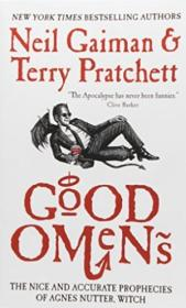 Good Omens: The Nice And Accurate Prophecies Of Agnes Nutter  Witch