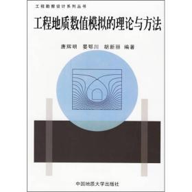 工程地质数值模拟的理论与方法