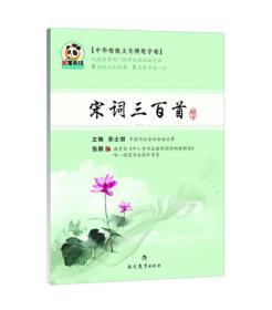 中华传统文化硬笔字帖 宋词三百首(楷书)