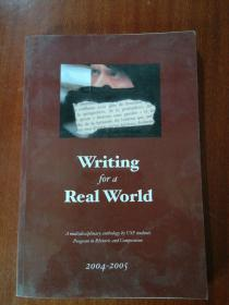 Writing for a Real WorldJ