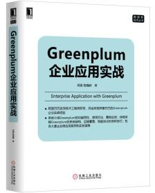 Greenplum企业应用实战