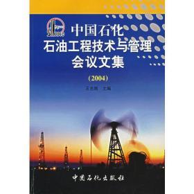 中国石化石油工程技术与管理会议文集(2004)