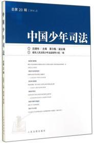 中国少年司法