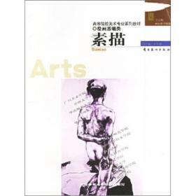 高等院校美术专业系列教材(绘画基础类):素描