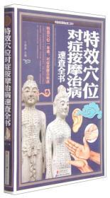 中国家庭保健必备工具书:特效穴位对症按摩治病速查全书
