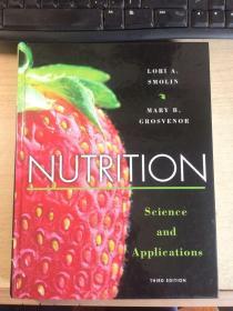 NUTRITION Science and Applications 第三版 营养学理论及应用 2013版 大16开精装