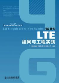 4G丛书:LTE组网与工程实践