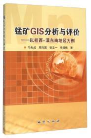 锰矿GIS分析与评价:以桂西-滇东南地区为例