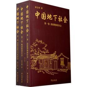 中国地下社会(全三册)